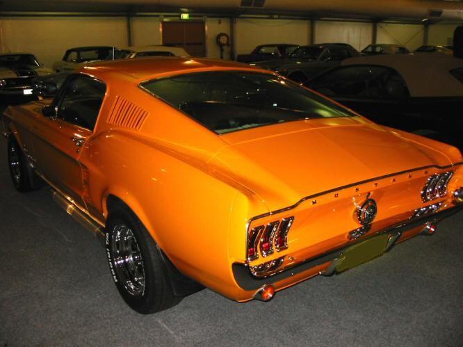 67 Mustang For Sale Australia